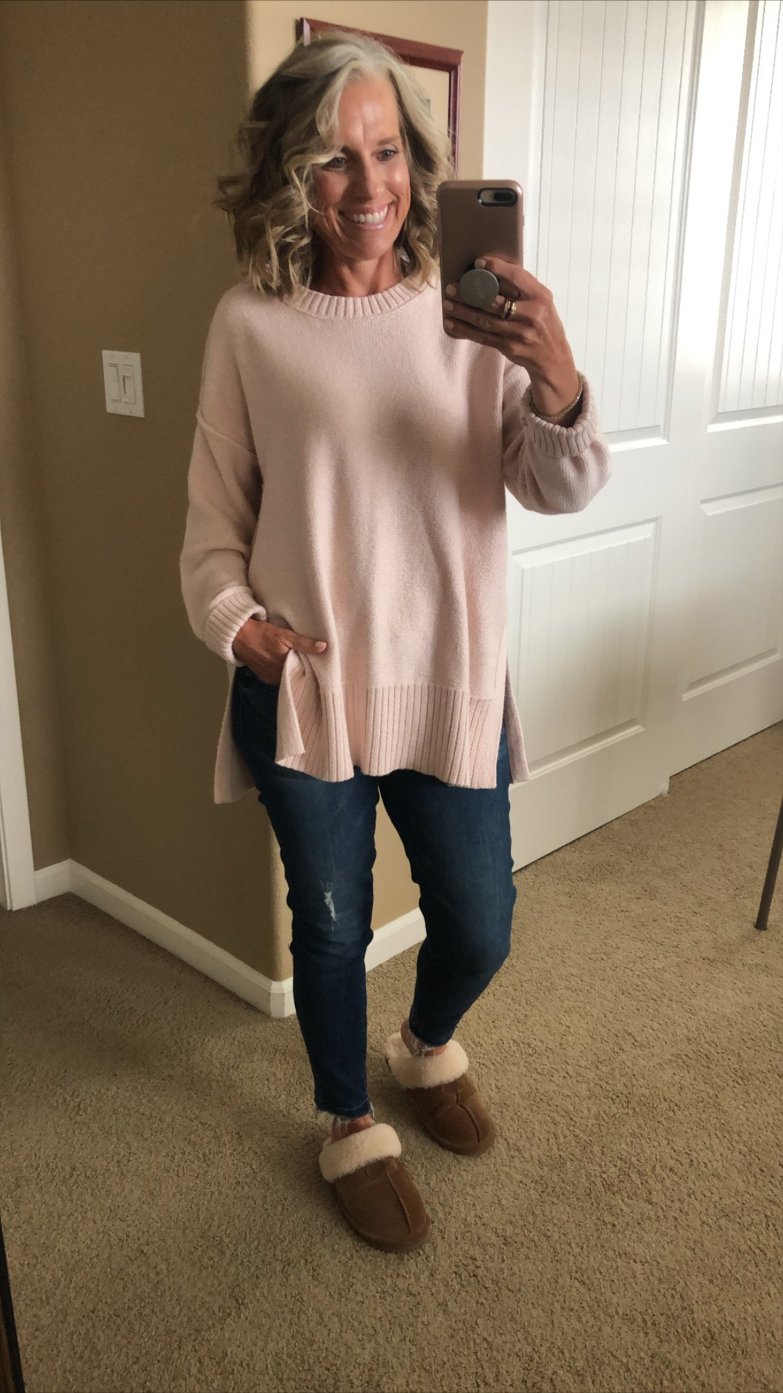 Aerie Sweater, Coast to Coast