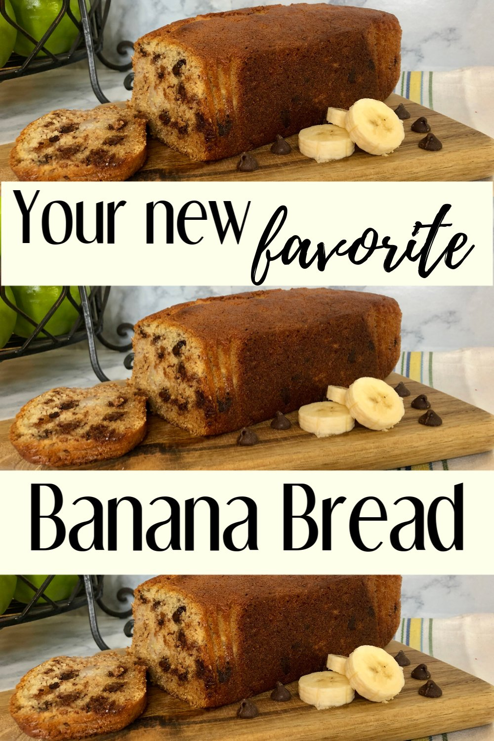 Your New Favorite Banana Bread