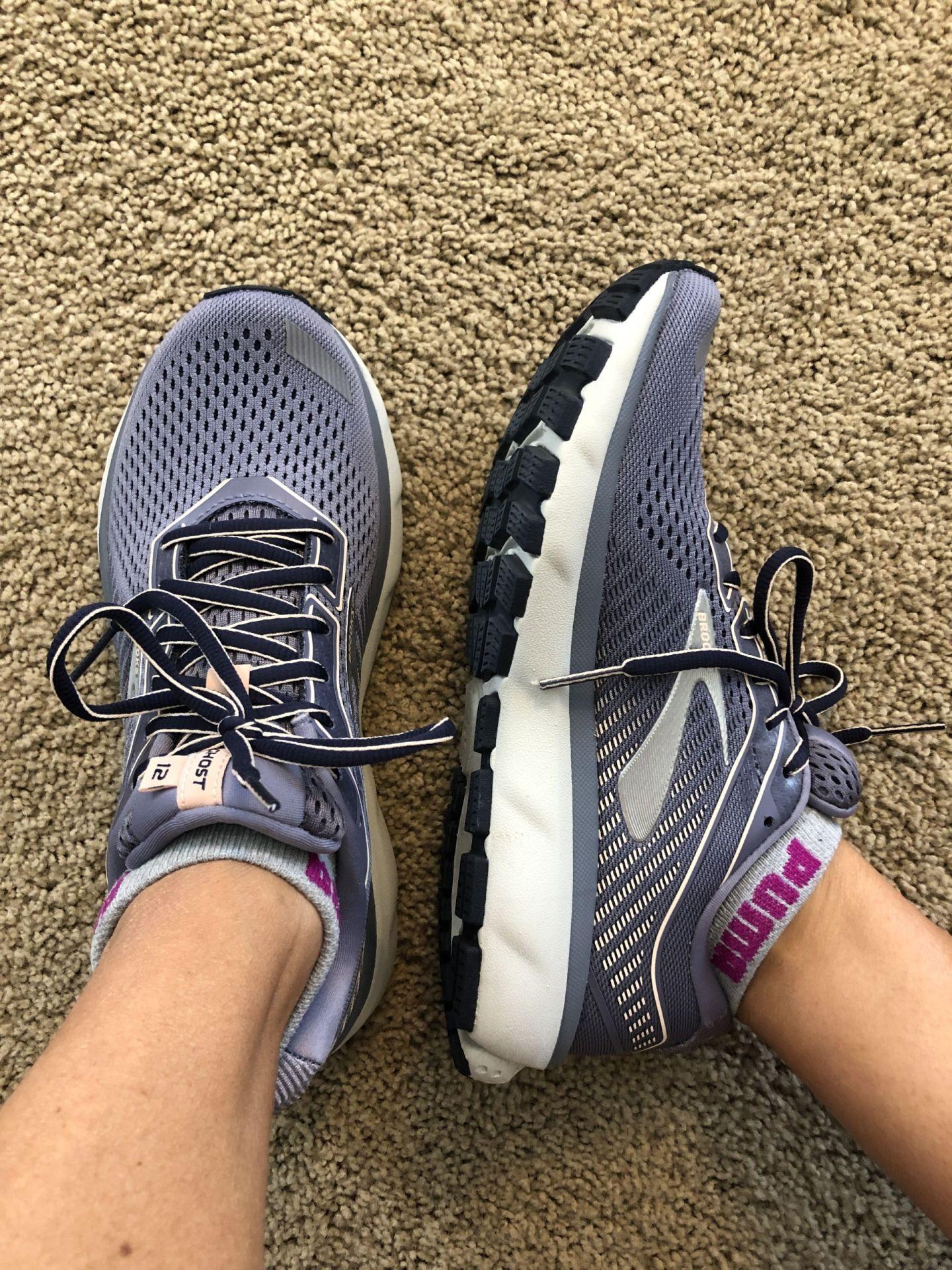 running shoes Friday Favorites Coast to Coast