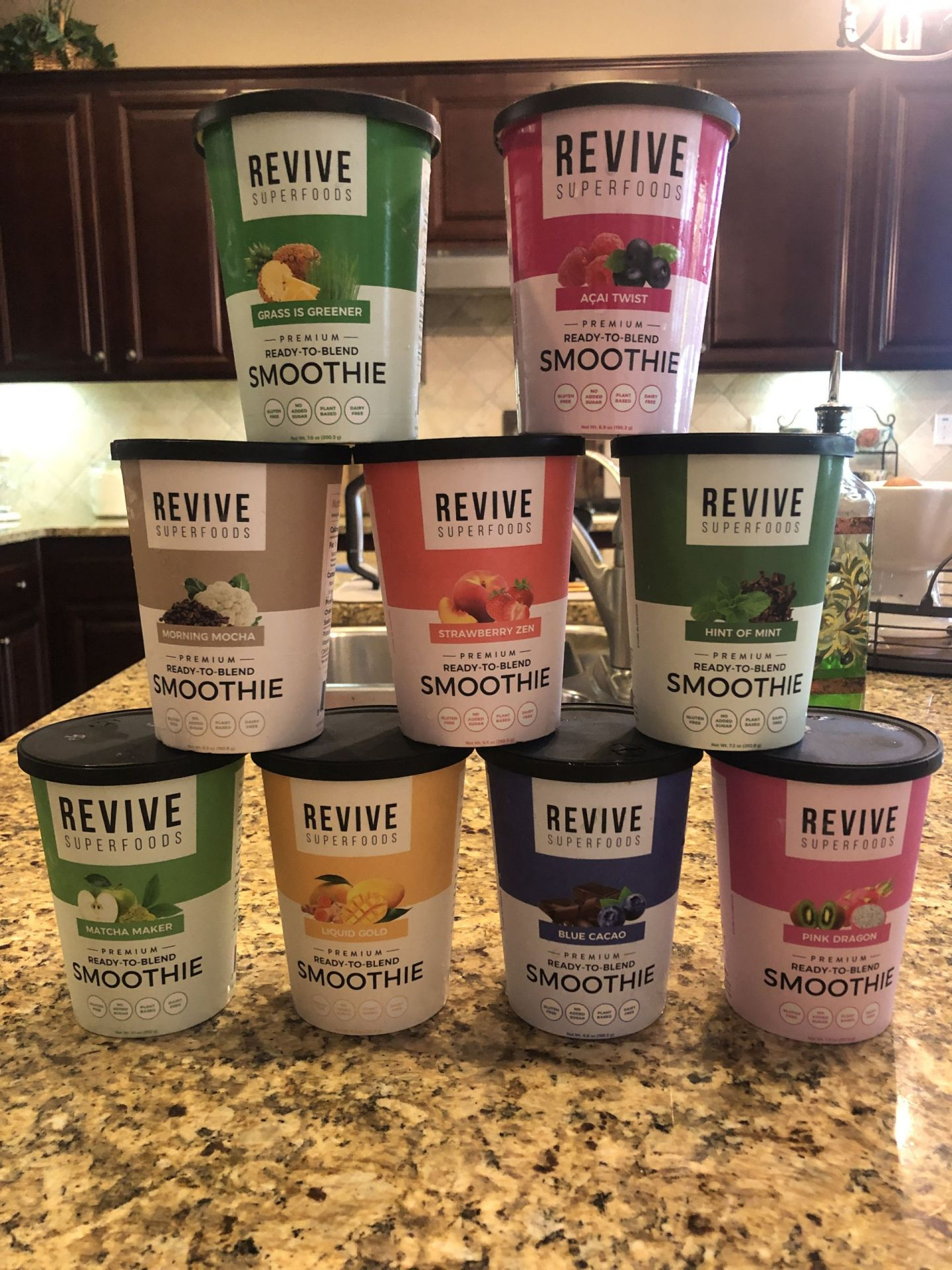 Revive smoothies, Friday Favorites, Coast to Coast