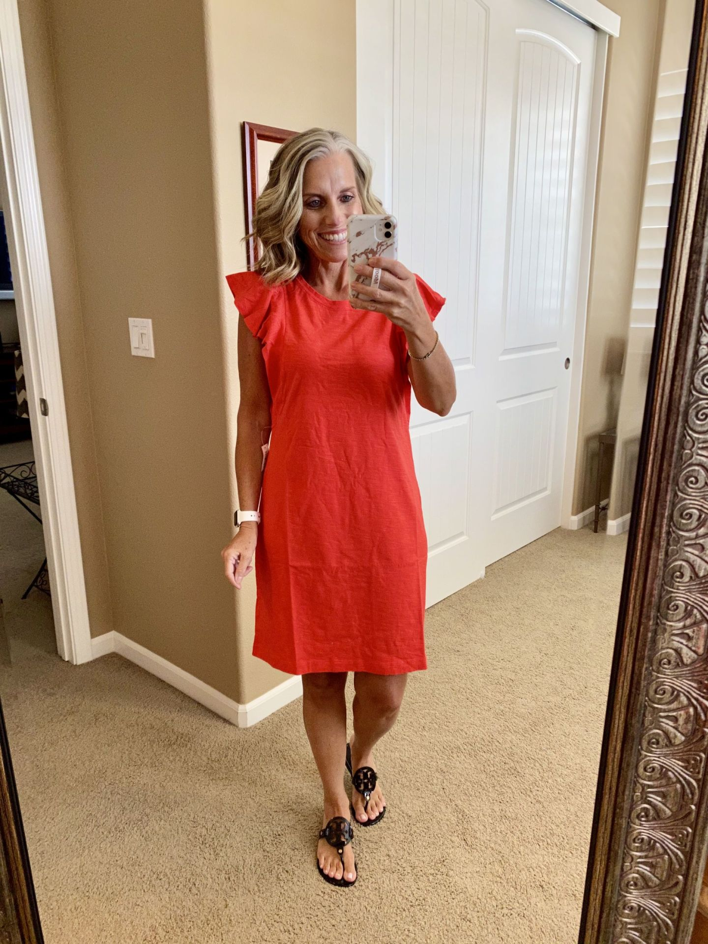 T-shirt dress, Amazon Prime Wardrobe