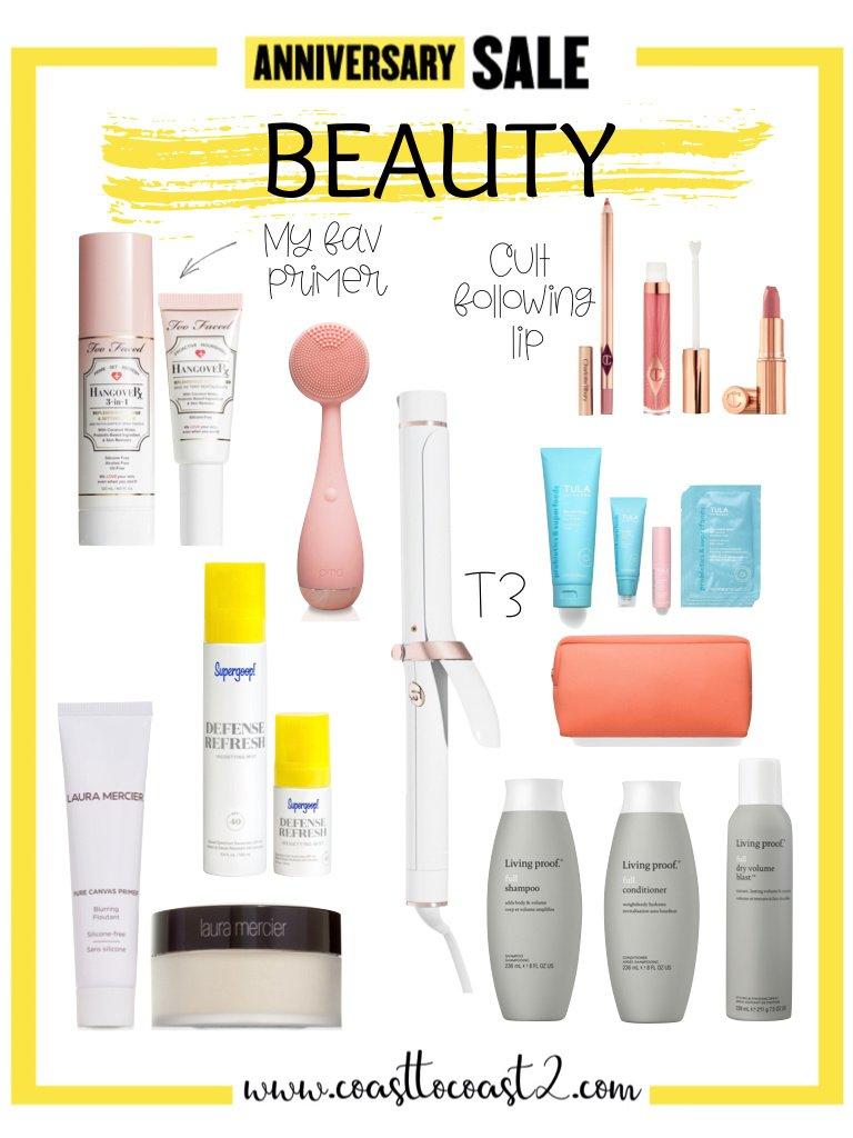 Nordstrom Anniv Sale Beauty Picks
