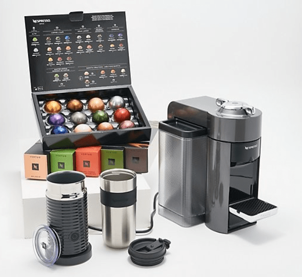 Nespresso, November's Top sellers