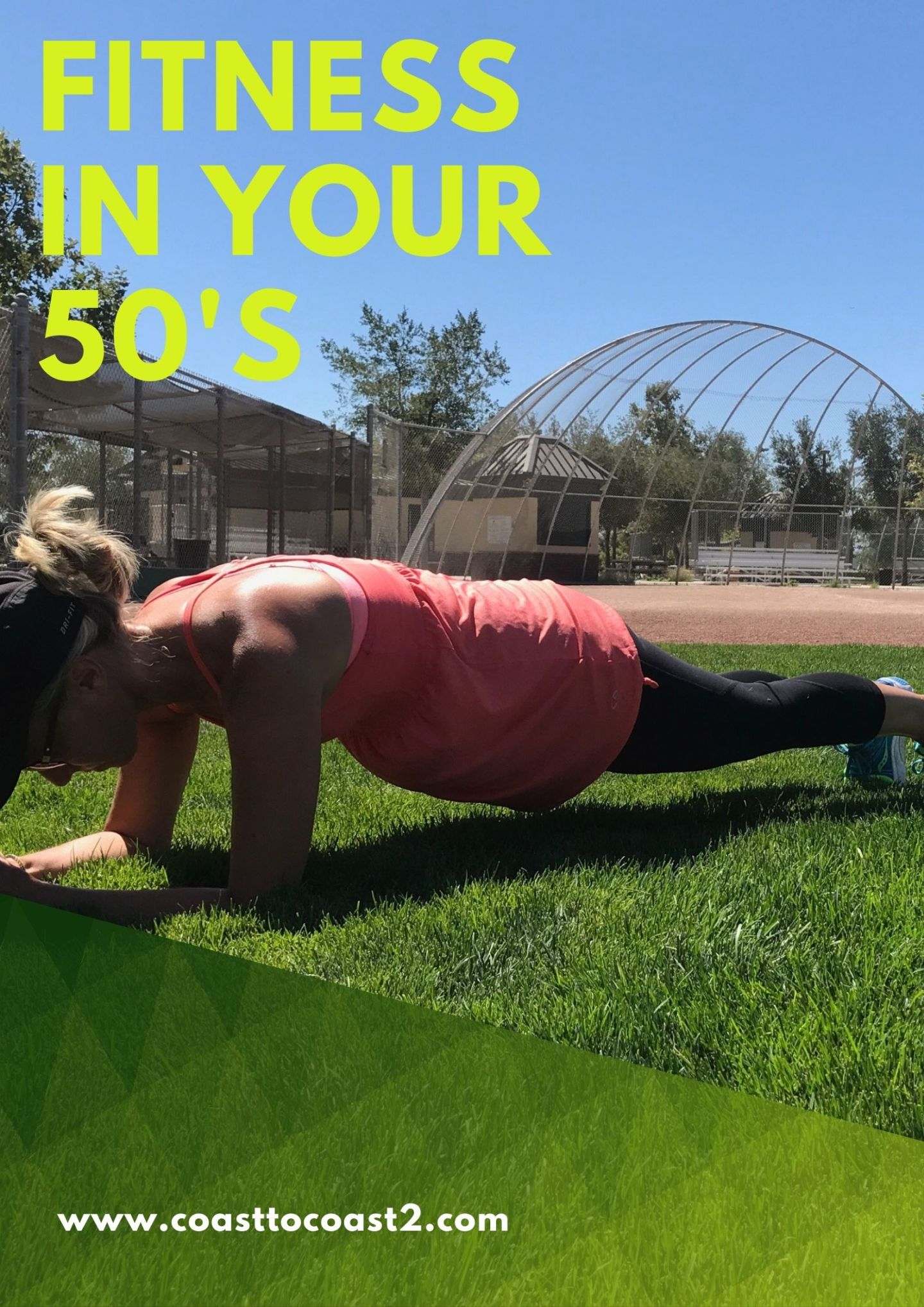 fitness in your 50's