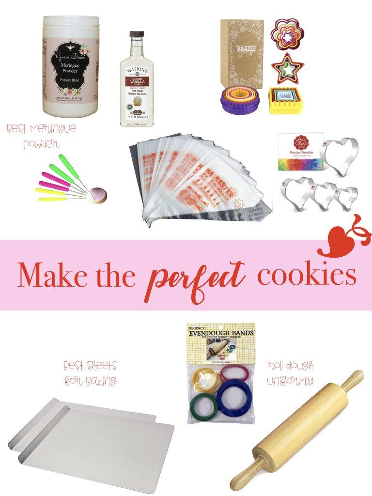Perfect Sugar Cookies