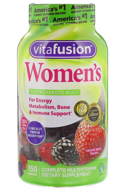 multi-vitamin nutrition supplement