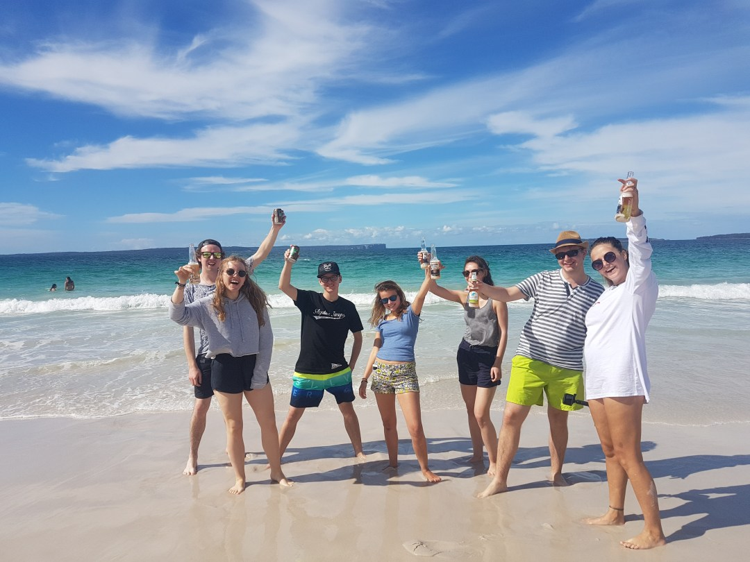 Jervis Bay Backpacker Tour with Hyams Beach