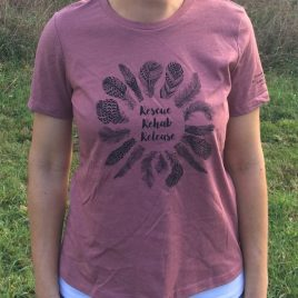 Feather T-Shirt – Women's