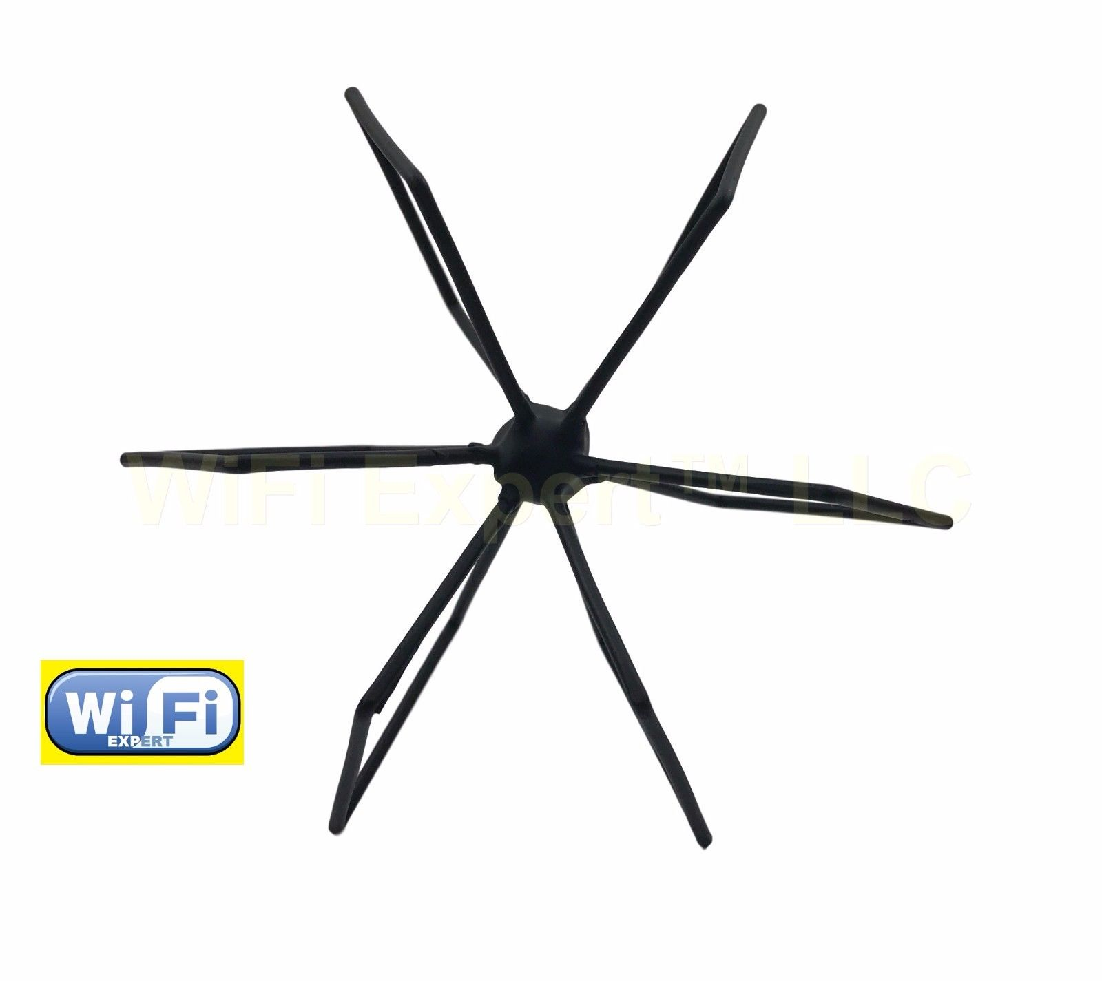 Wifi Antenna 2 4ghz Omni Triple Biquad Mach 4s Antenna For