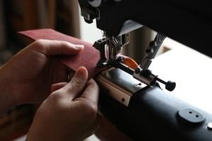 ミシン縫製