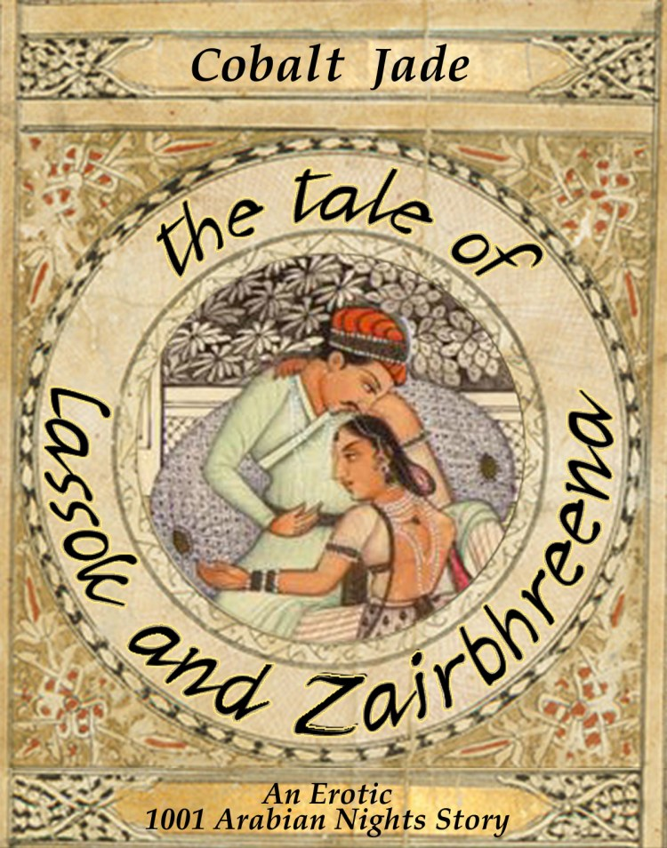 Book Cover: The Tale of Lassok and Zaibhreena