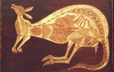 paleolithic kangaroo