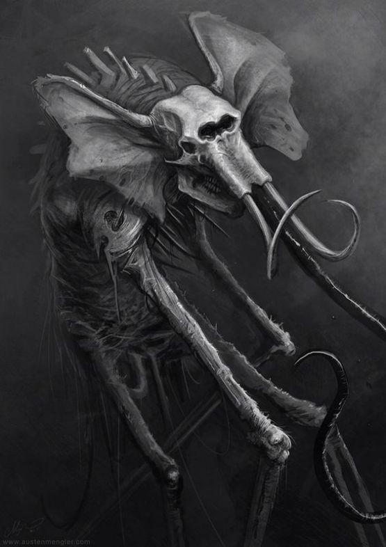 Dumbo, by Austem Mengler