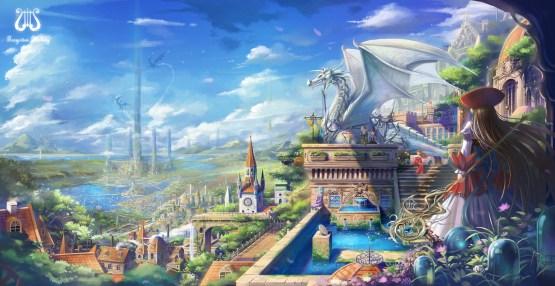 Worldbuilding fantasy world
