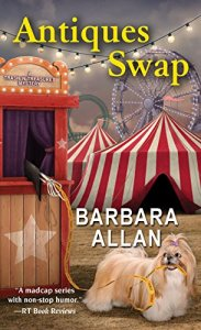 Antiques Swap, by Barbara ALlen