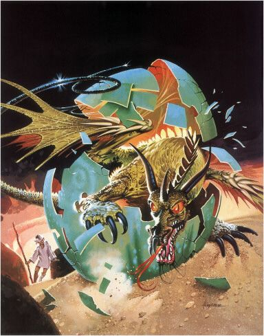 Poul Alexander cover for Get Off the Unicorn