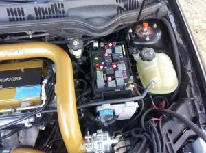 All Engines How To: Remove Fuse Box  Cobalt SS Network