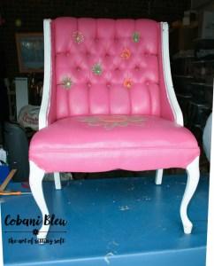Chanel-Chair