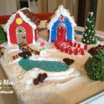 Making Gingerbread Houses – A Family Affair