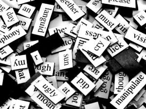 Magnetic Poetry by Steve Johnson, Creative Commons, https://flic.kr/p/86i9j2