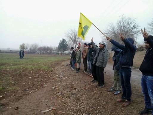 MIS AYNTER: Ore 10,30 Saluto a Kobane
