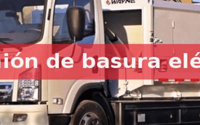 El tripartito no apuesta por el camión  eléctrico en Limpieza