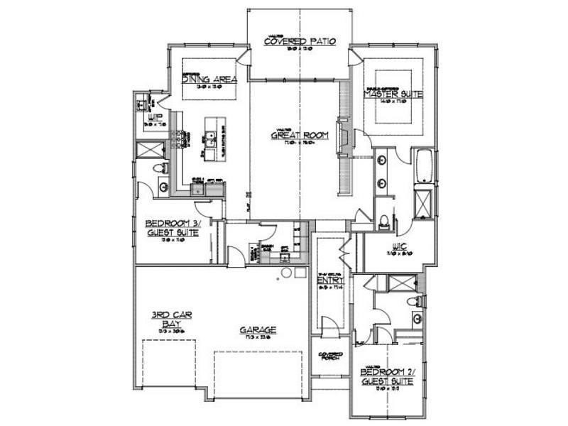 Built By Pahlisch Homes 3681 SW Coyote Lane Redmond Oregon