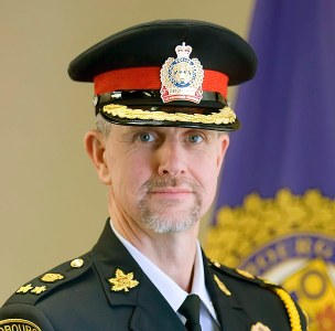 Deputy Police Chief Paul Vandergraaf