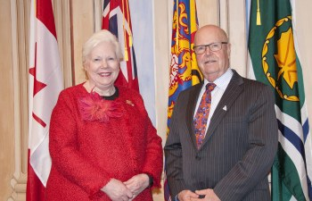 Lieutenant Governor and Mayor