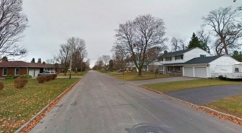 Abbott Blvd - from Google Maps