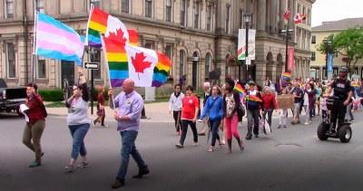 Gay Pride, Cobourg 2018