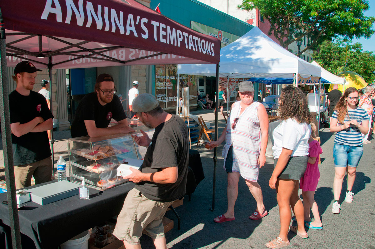 Food and Music Festival - Annina's Temptations