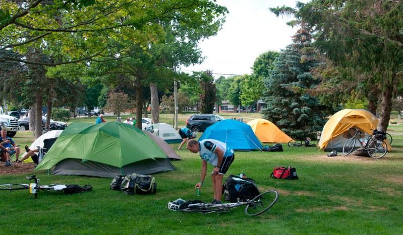 Individual Tents