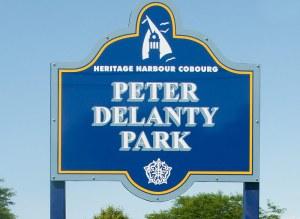 Peter Delanty Park