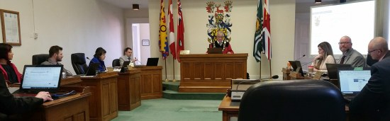Cobourg Council