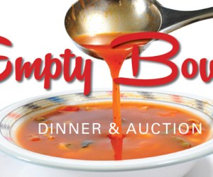 10th Empty Bowls Fundraising Dinner May 2 | Cobourg Now - News Magazine