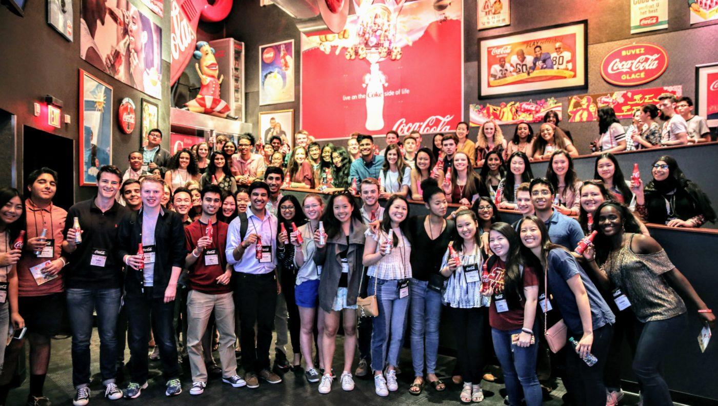 Coca Cola Scholar Semifinalists