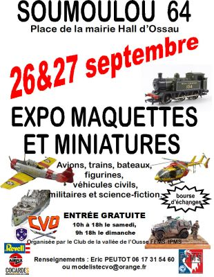 Expo maquettes Souloulou