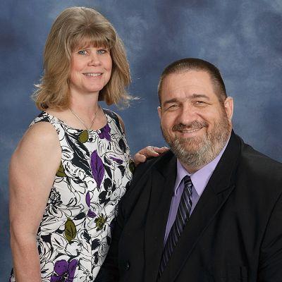 Paul and Susan O'Rear