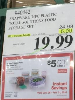 costco-940442-Snapware-Total-Solution-Plastic-Food-Storage-Set-tag