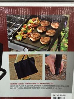 Camp Chef Denali Pro 3 Burner Camp Stove & Griddle