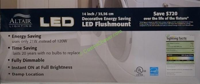 costco-962686-14-flushmount-led-light-fixture-spec1