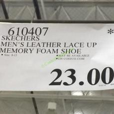 costco-610407-skechers-mens-leather-lace-up-memory-form-shoe-tag