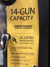 Heritage Security 10 8 Cuft Safe Costcochaser