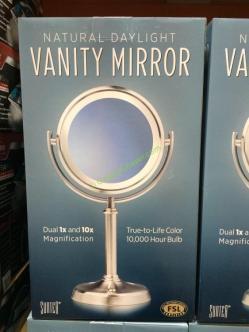 Sunter Lighted Vanity Mirror Costcochaser