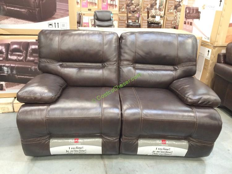 Ski Furniture Leather Reclining Loveseat Costcochaser & leather recliner sofa costco | Centerfieldbar.com islam-shia.org