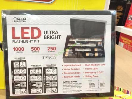 Costco-917951-Feit-LED-Flashlight-Kit-1000-Lumen-back