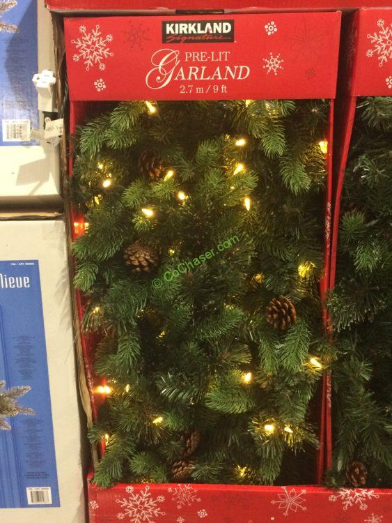 Kirkland Christmas Lights