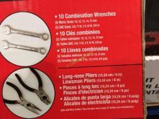 Costco-962752-Bonaire-125PC-Homeowners-Tool-Kit-part