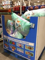 Jay Franco Co Licensed Body Pillow Costcochaser